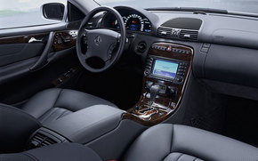 Mercedes-Benz, CL-Class, авто, машины, автомобили