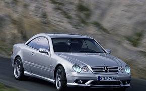 Mercedes-Benz, CL-Klasse, Auto, Maschinen, Autos