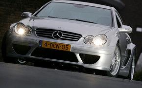 梅赛德斯 - 奔驰, CLK级, 汽车, 机械, 汽车