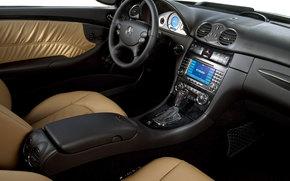Mercedes-Benz, CLK-Class, авто, машины, автомобили