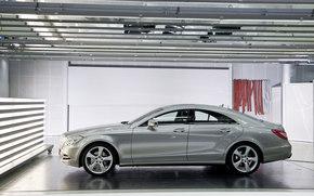 Mercedes-Benz, CLS-Class, Samochd, maszyny, samochody