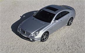 Mercedes-Benz, Classe CLS, Auto, macchinario, auto