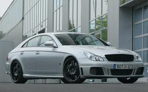梅赛德斯 - 奔驰, CLS级轿跑车, 汽车, 机械, 汽车