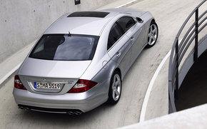 Mercedes-Benz, CLS-Class, авто, машины, автомобили