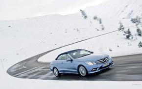 Mercedes-Benz, E-Class, Samochd, maszyny, samochody