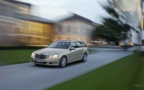 Mercedes-Benz, E-Class, Coche, Maquinaria, coches