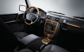 Mercedes-Benz, Clase G, Coche, Maquinaria, coches