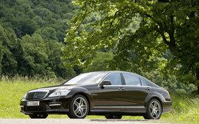 Mercedes-Benz, S-Class, авто, машины, автомобили