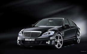 Mercedes-Benz, S-Class, Car, machinery, cars