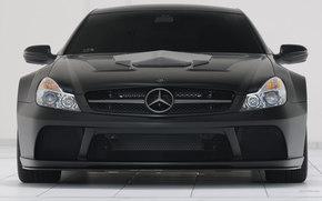 Mercedes-Benz, SL-Class, Carro, maquinaria, carros