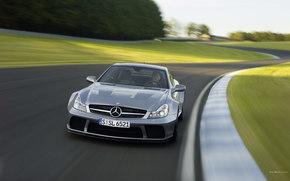 Mercedes-Benz, Klasa SL, Samochd, maszyny, samochody