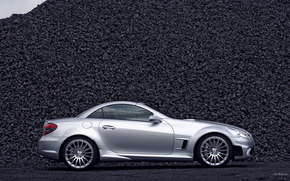 Mercedes-Benz, SLK-Class, авто, машины, автомобили