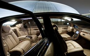 Maybach, Type 62, Car, machinery, cars
