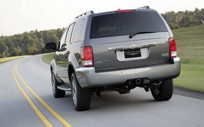 Chrysler, Aspen, авто, машины, автомобили