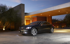 Chrysler, 200C EV, Car, machinery, cars