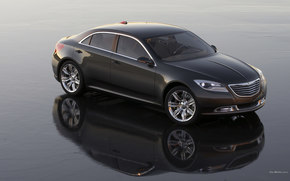 Chrysler, 200C EV, Auto, macchinario, auto