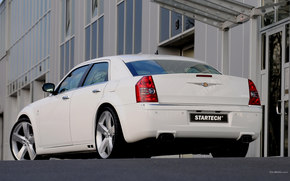 Chrysler, 300 C, Car, machinery, cars