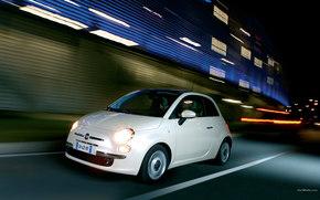 Fiat, 500, Auto, macchinario, auto