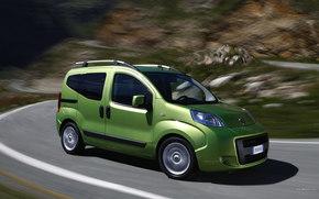Fiat, Qubo, Auto, macchinario, auto
