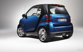 Smart, Fortwo, авто, машины, автомобили