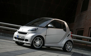 Intelligent, Fortwo, Auto, Maschinen, Autos