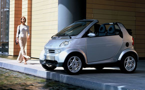 Intelligent, Fortwo, Auto, Maschinen, Autos