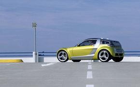 Intelligent, Roadster, Auto, Maschinen, Autos
