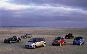 Intelligent, Mehrere, Auto, Maschinen, Autos