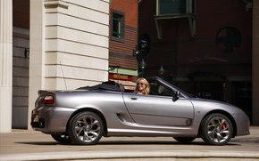 MG, TF, авто, машины, автомобили