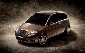 Lancia, Ypsilon, Carro, maquinaria, carros