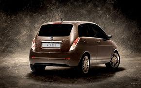 Lancia, Ypsilon, Car, machinery, cars