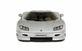 Koenigsegg, CC, Car, machinery, cars