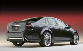 Acura, TL, Auto, macchinario, auto