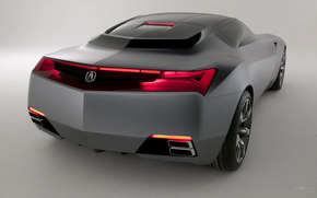 Acura, Advanced Sports Car, Car, machinery, cars