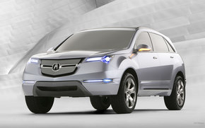 Acura, MD-X, Main, maini, masini