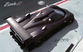 Pagani, Zonda, Car, machinery, cars