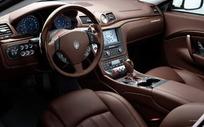 Maserati, GranTurismo, Auto, macchinario, auto