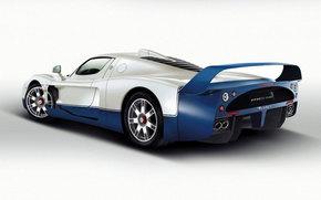 Maserati, MC12, Auto, macchinario, auto