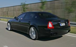 Maserati, Quattroporte, Auto, macchinario, auto