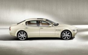 Maserati, Quattroporte, Voiture, Machinerie, voitures
