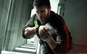 weapons, gun, Agent