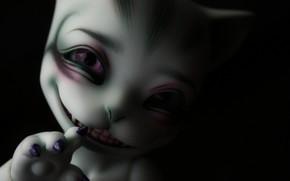 evil, toy, Koshak