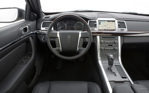 Lincoln, MKS, авто, машины, автомобили