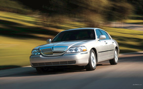 Lincoln, Town Car, Coche, Maquinaria, coches