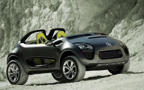 CitroГ«n, C-Buggy, Car, machinery, cars