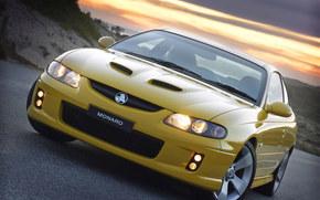 Holden, Monaro, авто, машины, автомобили