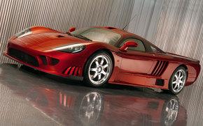 Saleen, S7, Car, machinery, cars