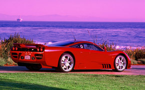 Saleen, S7, Car, machinery, cars