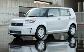 Scion, xB, авто, машины, автомобили