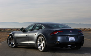 Fisker, Karma, Car, machinery, cars